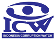 Indonesia Corruption Watch (ICW) logo